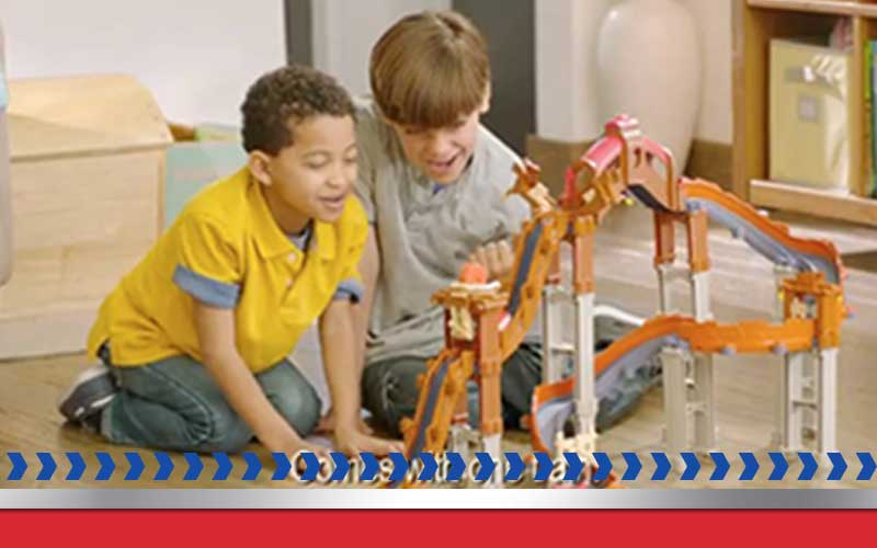 Chuggington Spielsets auf Video