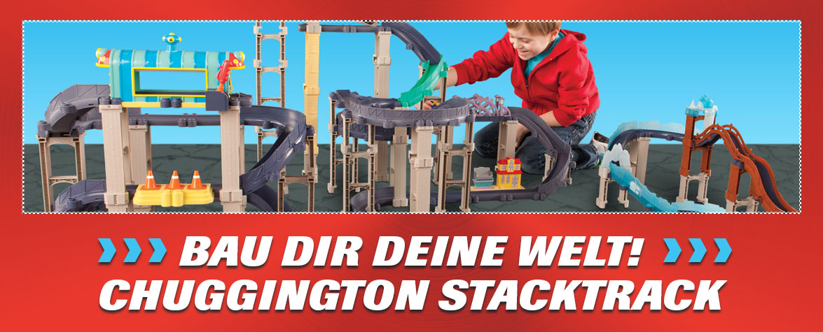 Chuggington Stacktrack