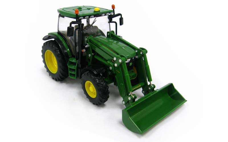 1:32 John Deere 6215R Tractor and Loader