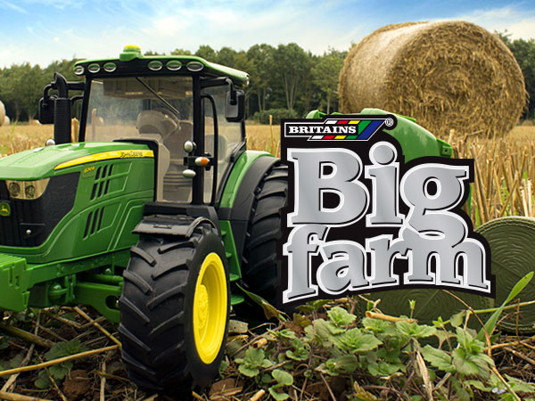 Britains Big farm