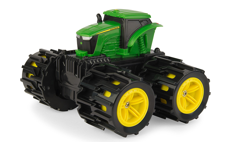 monster treads mini mega wheels tractor