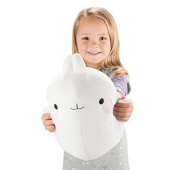 super soft plush molang