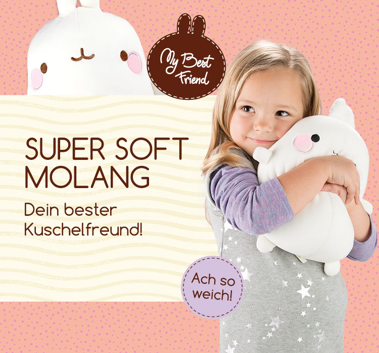 Super Soft Molang