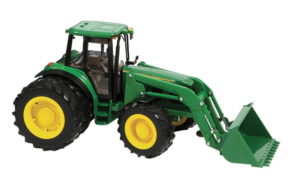 John Deere - 6830 Premium Traktor mit Frontlader