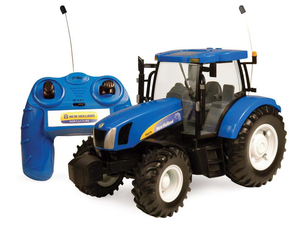 Ferngesteuerter New Holland T6070 Traktor