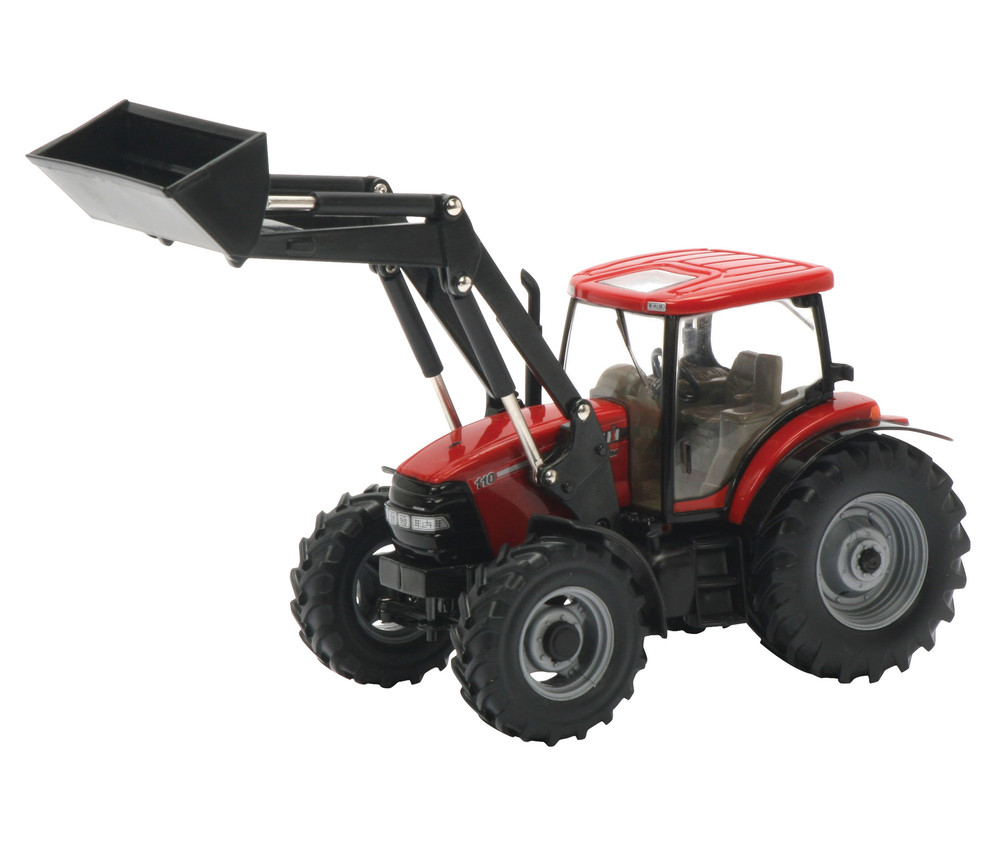 Case - IH Maxxum 110 Traktor mit Frontlader