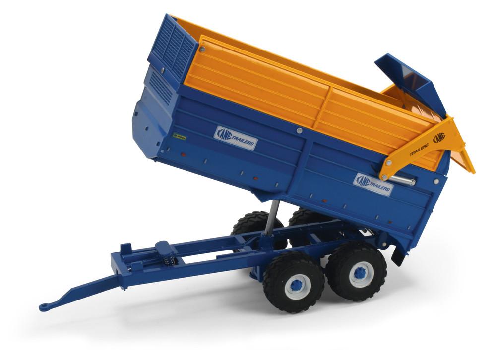 Kane - 16 Tonnen Silage Anhänger