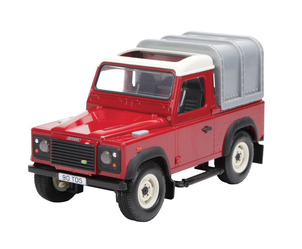 Britains Big Farm Land Rover