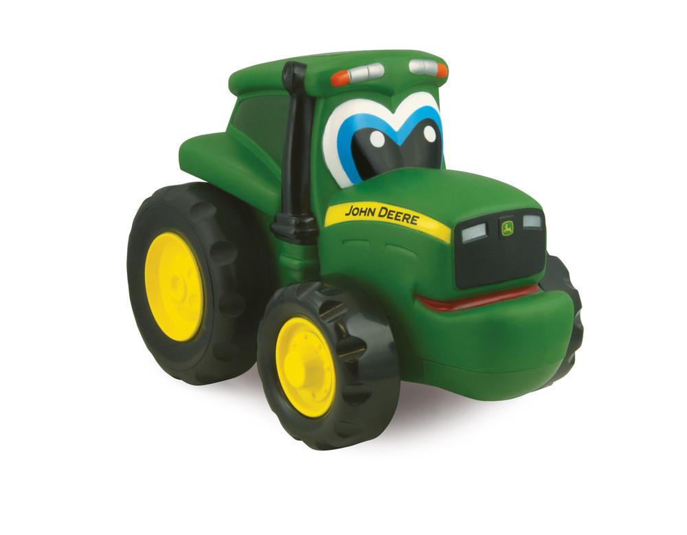 Schieb-mich Johny Traktor