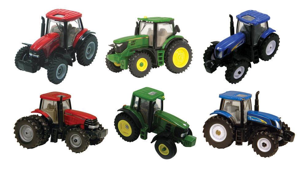Traktor Sortiment CDU