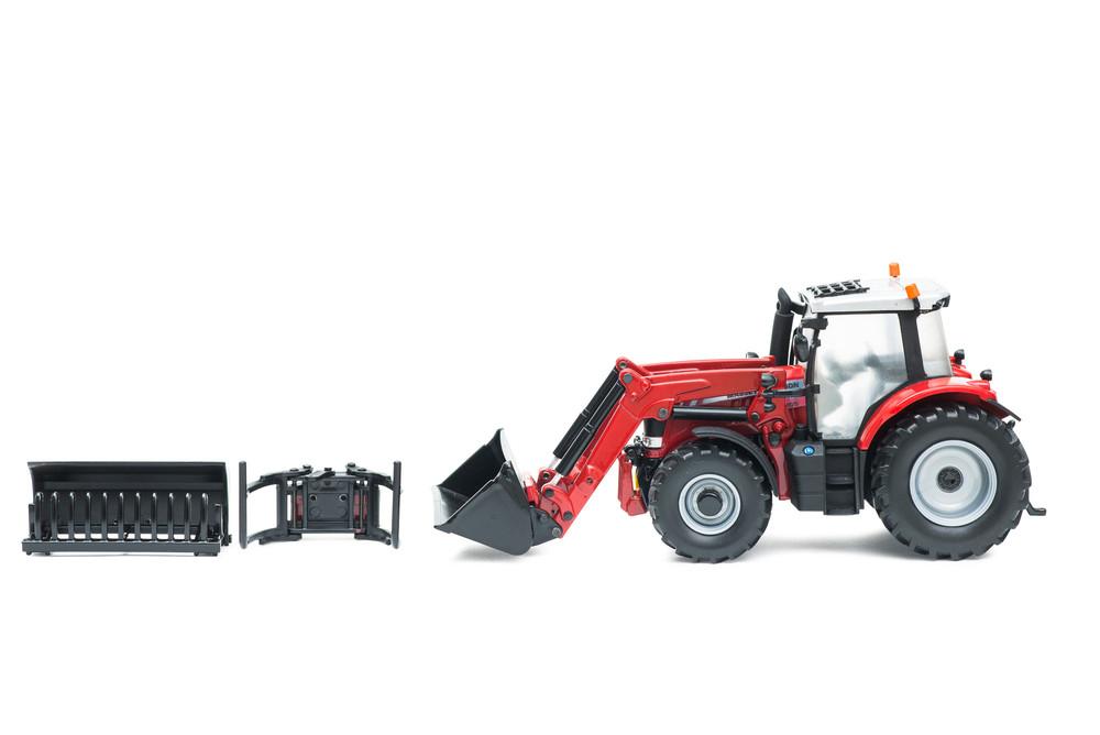 Massey Ferguson - 6616 Traktor mit Frontlader