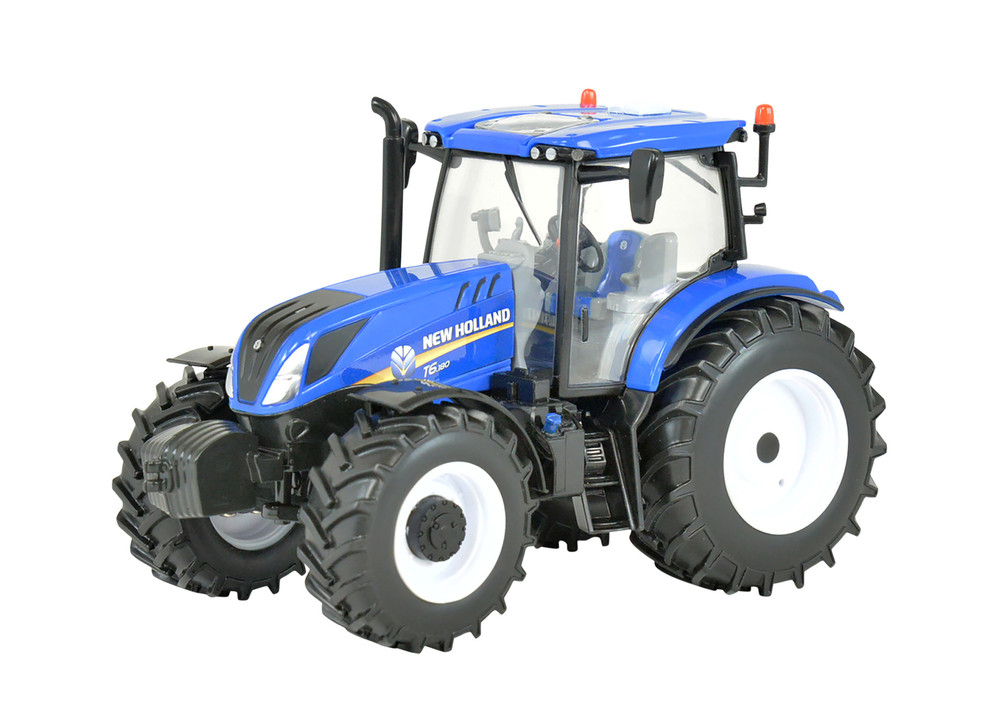 New Holland - T6.180 Traktor