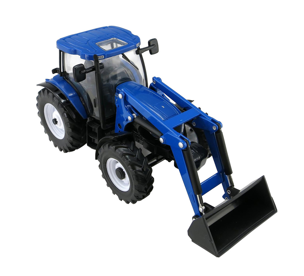 New Holland - T6.180 mit Frontlader