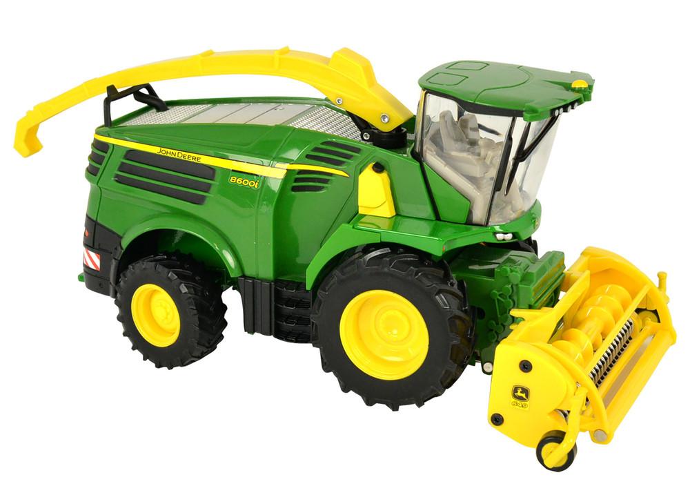 John Deere - 8600 Feldhäcksler