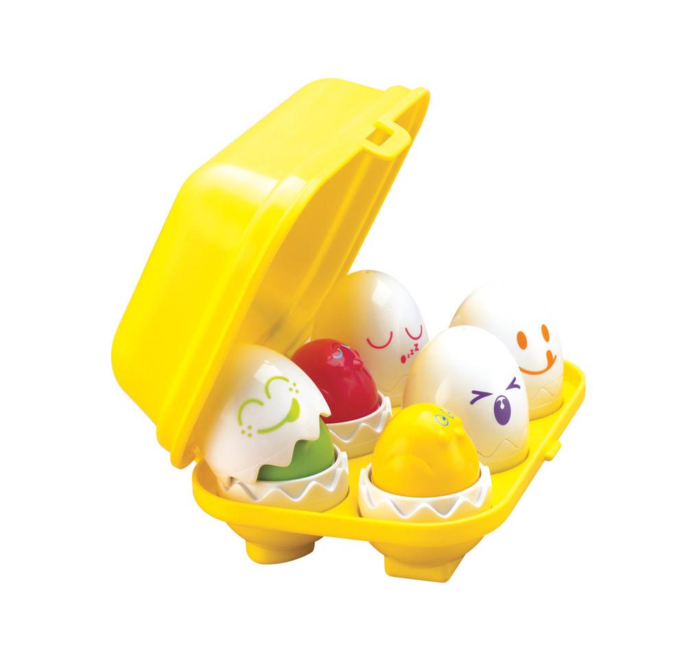 Versteck- und Quieck Eier