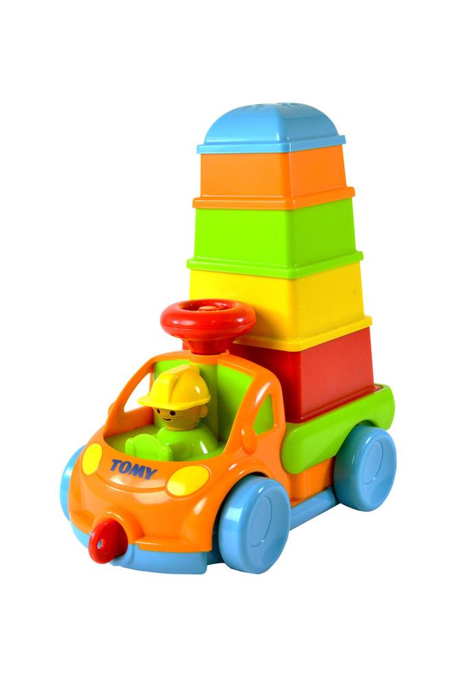 Stapel-Auto