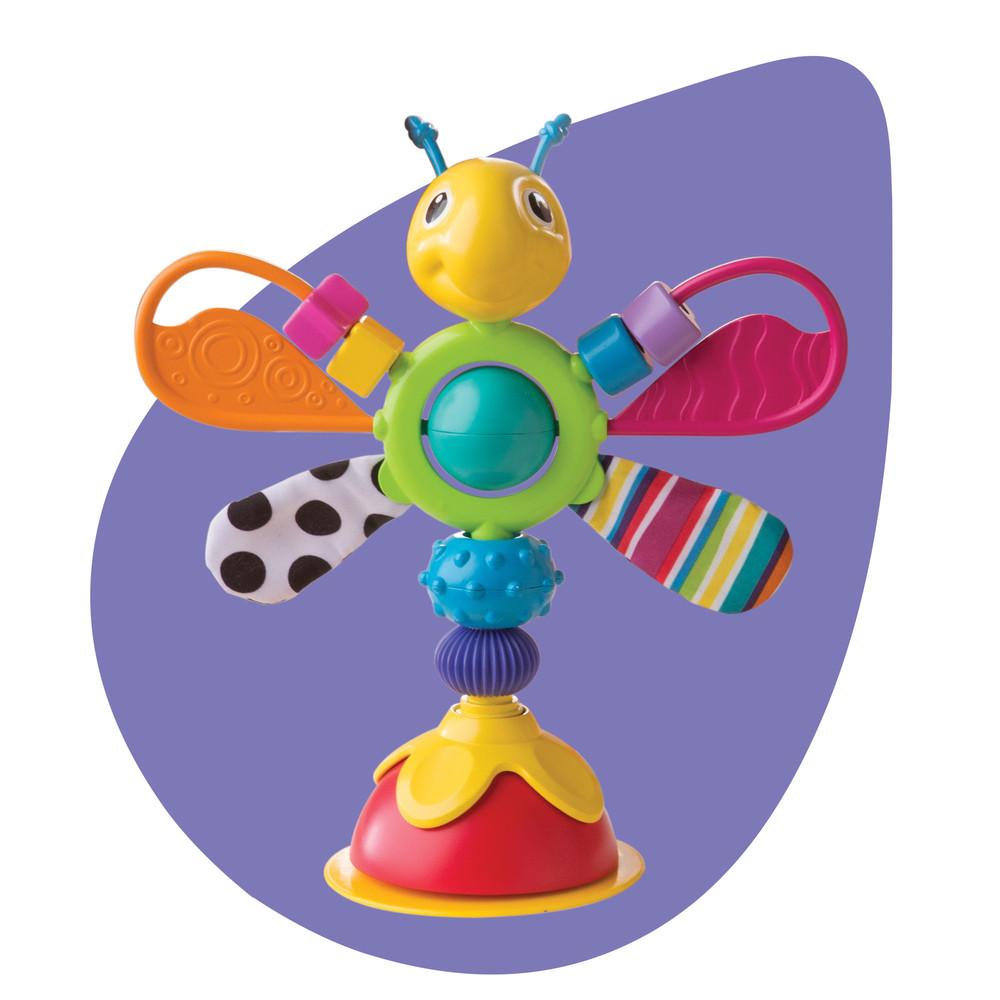 Freddie das Glühwürmchen Hochstuhlspielzeug