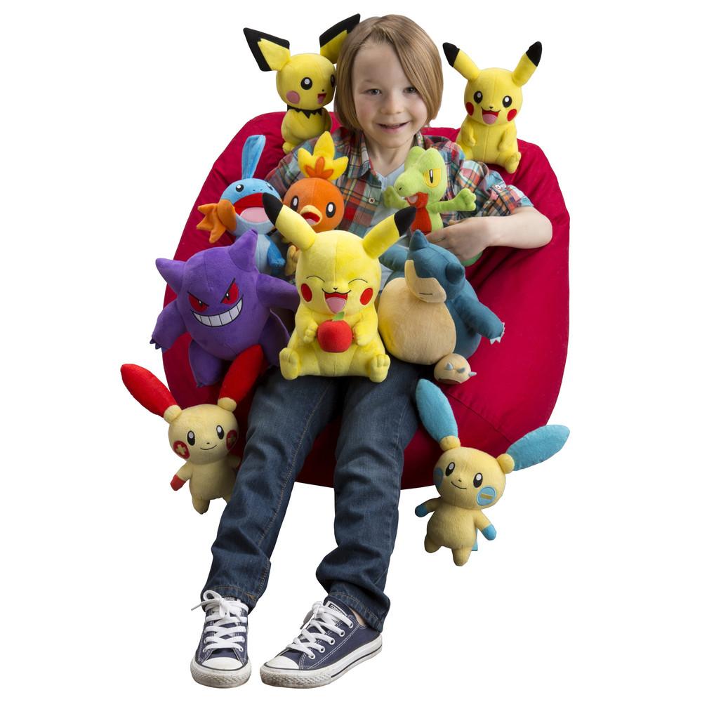 Pokémon Plüsch Sortiment