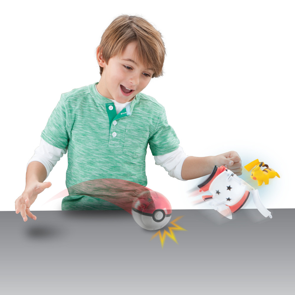 Wurf und Spiel Pokéball Sortiment