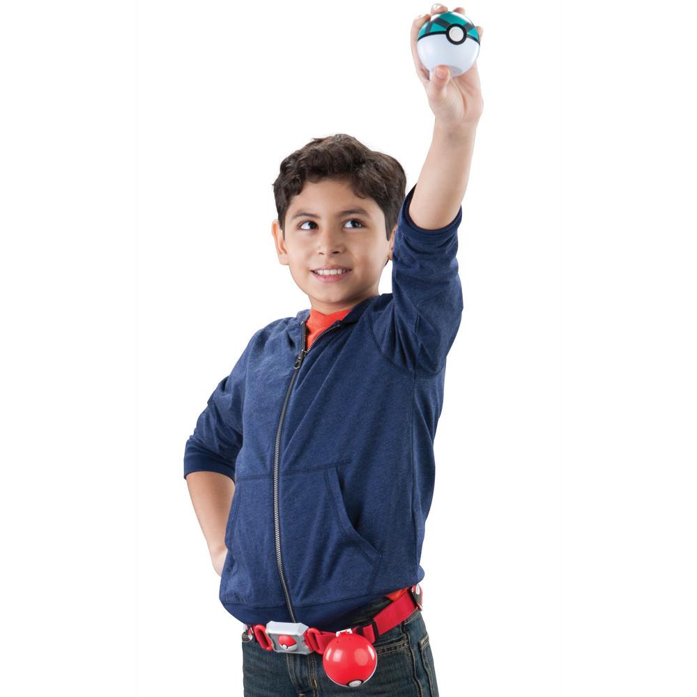 Pokéballgürtel mit Pokébällen Vresion 2