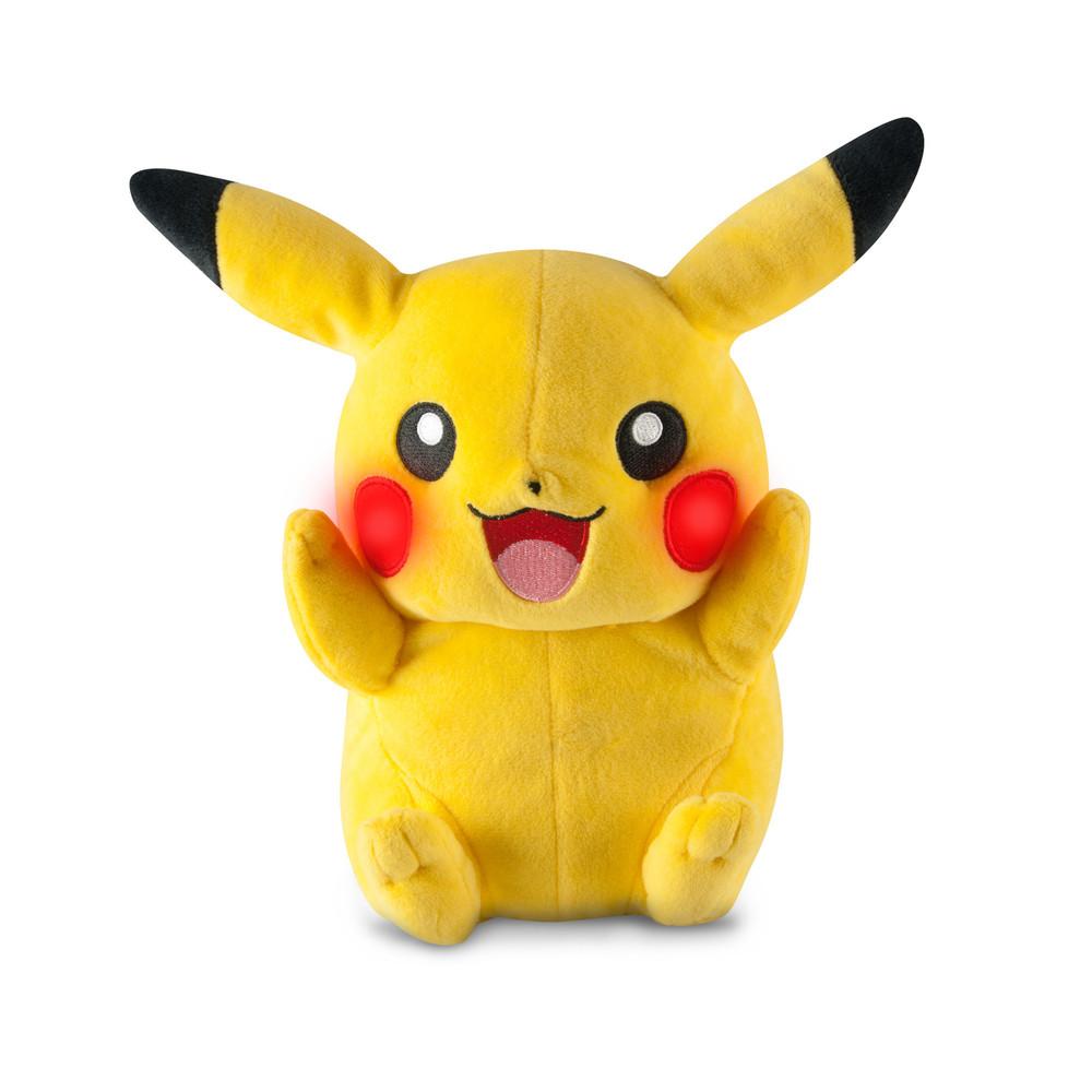Funktionsplüsch Pikachu