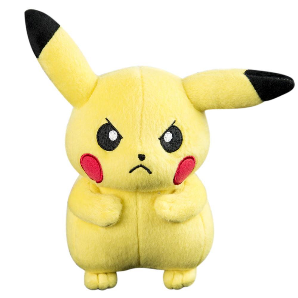 Pikachu Plüsch (grimmig)