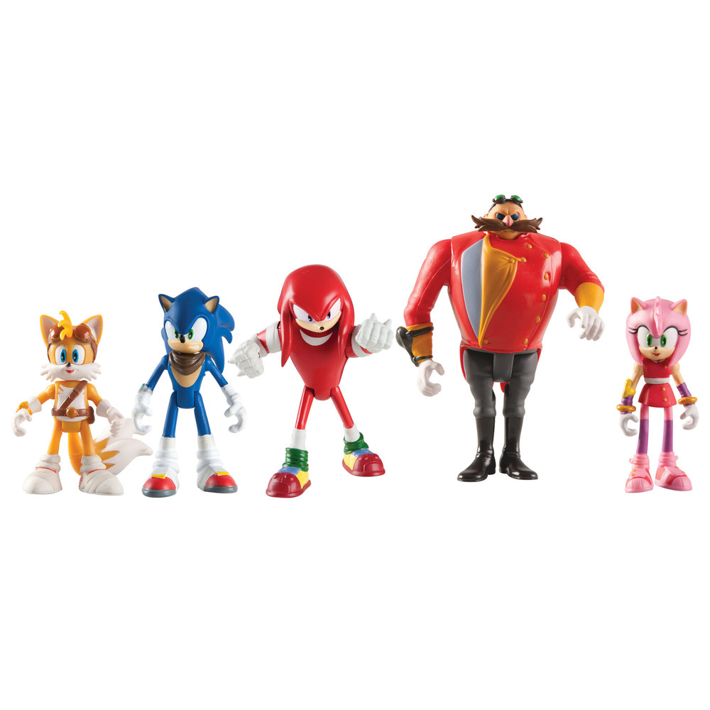 SONIC BOOM Multi Figuren Pack