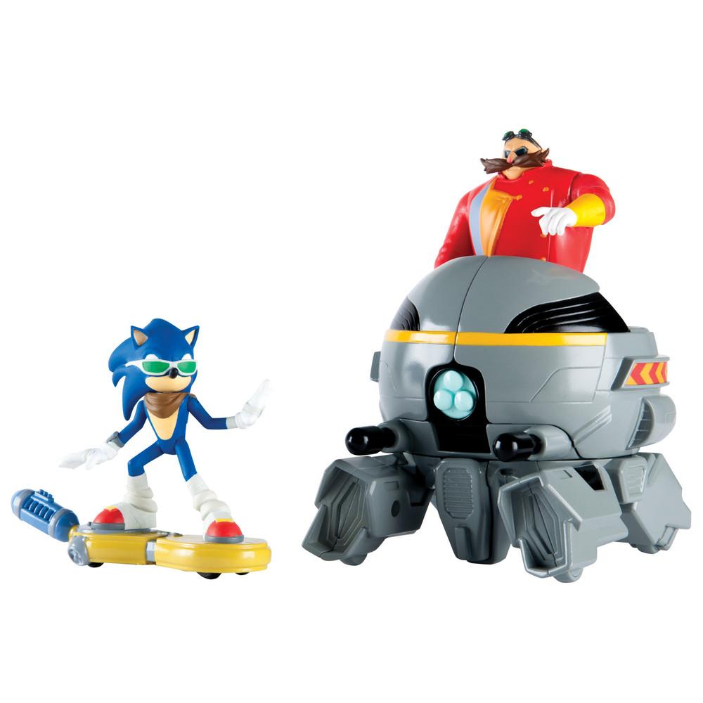 SONIC BOOM Sonic vs. Eggman Spielset