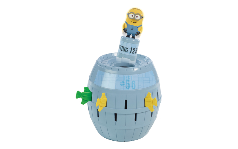 Pop Up Minion
